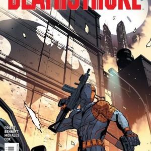 Deathstroke #4
